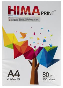 قیمت کاغذ a4 هیما