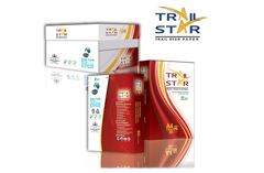 کاغذ A4 تریل استار Trail star paper A4