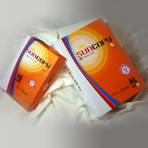 کاغذ A4 sun copy