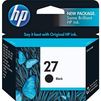 کارتریج پرینتر اچ پی مشکی مدل HP27