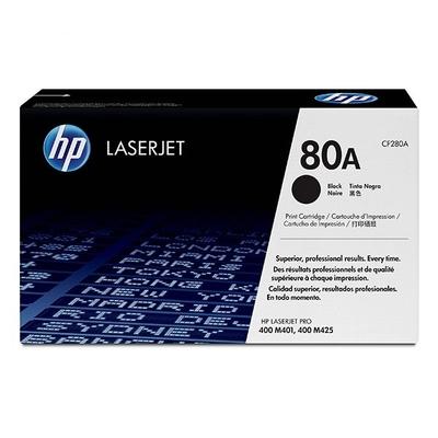 تونر پرینتر اچ پی HP80a
