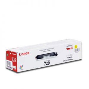 کارتریج رنگی لیزری کانن مدل 729