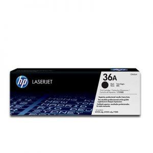 کارتریج پرینتر لیزری اچ پی HP 36A