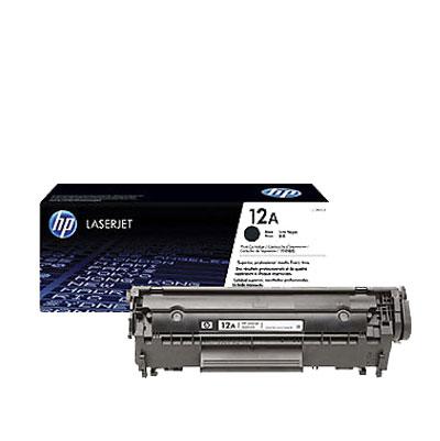 کارتریج پرینتر لیزری اچ پی HP 12A